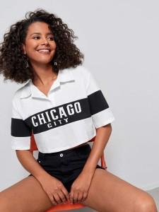 Men Color-Block Drawstring Hoodie Men Tops