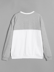 Veel kleurig Casual Camouflage Grote maten sets Plus Size Co-Ords