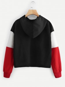 Toddler Girls Letter Print Tee With Ripped Jeans Toddler Girl