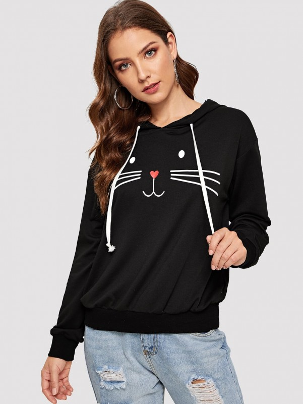 Pinstripe Bardot Top & Shorts Co-Ord Two-piece Outfits