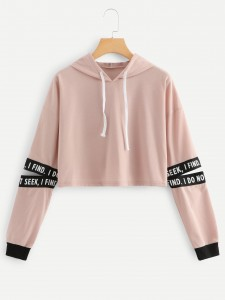 Dark Grey Hooded Leopard Top With Pant Two-piece Outfits
