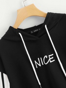 Layered Fringe Embellished Top and Striped Pants Set Two-piece Outfits