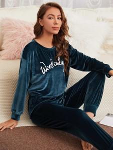 Meisjes Top met Bijhorende Broek met Trekkoordjes Set Girls Clothing