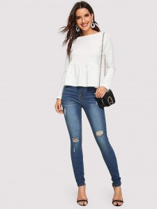 Floral Print Crop Cami Top With Shorts Two-piece Outfits