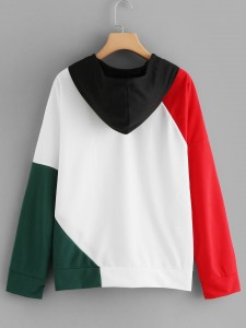 Jungle Print Knot Crop Top With Ruffle Shorts Two-piece Outfits