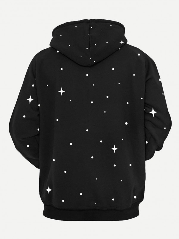 Girls Solid Vest & Cut Out Sweater & Skirt Girls Clothing