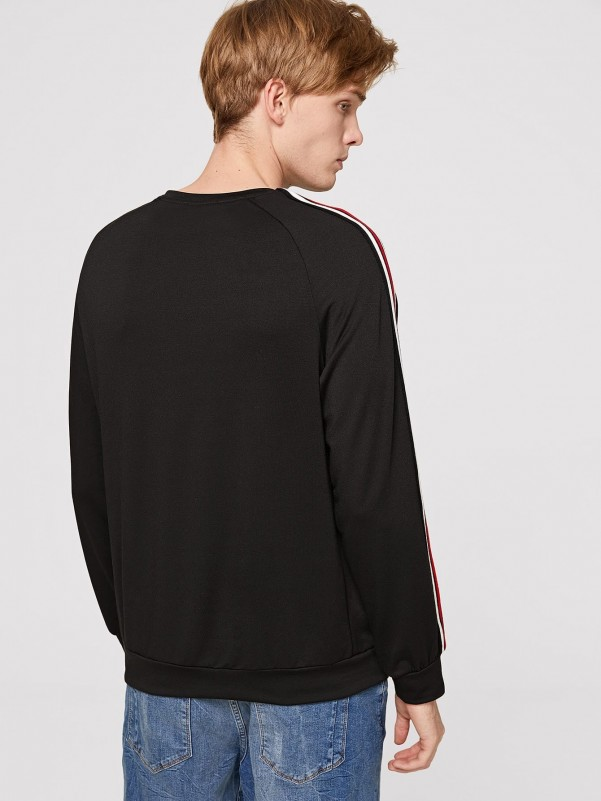 Lace Up Crop Tropical Top & Shorts Set Two-piece Outfits