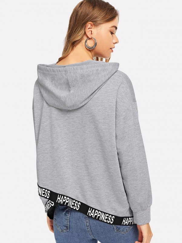 Cut Out Back Self Tie Top And Pants Two-piece Outfits