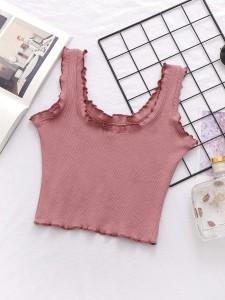 Girls Letter Tape Insert Hoodie & Pants Set Girls Clothing