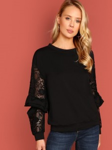Short Sleeve Graphic Tee Plus Size Tops