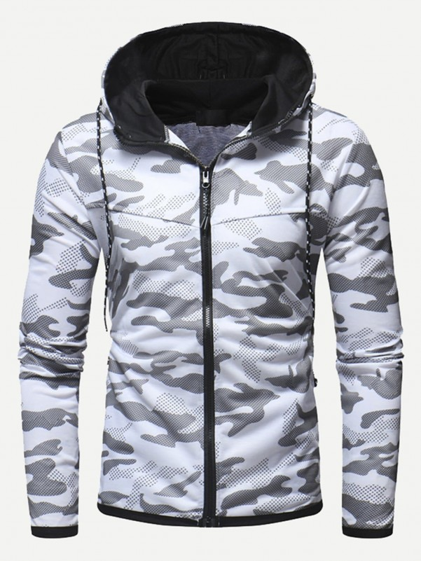 Striped Ribbed Mock Neck Crop Tee Tops