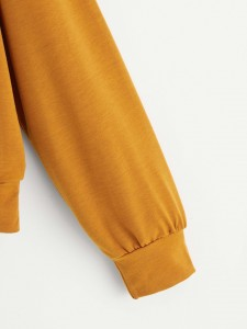 Cutout fitting top Tops