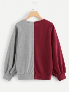 Men Cut And Sew Panel Polo Shirt Men Tops