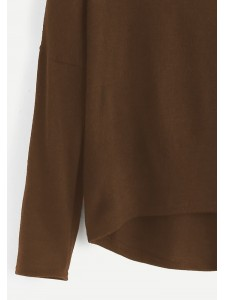 Ribbon 7 And Embroidery Rose Applique Tee Tops