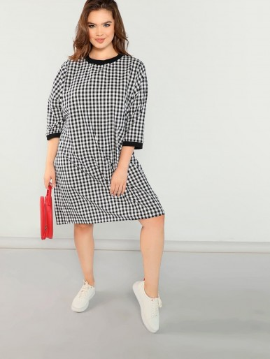 Cross-lace flower print crop top with ruffle shorts Two-piece Outfits