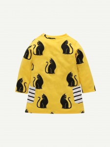 Striped Taped Trim Hoodie Sweatshirts