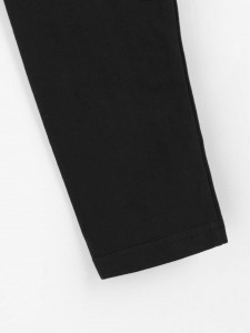 Girls Solid Shell Pleated Top Girls Blouses
