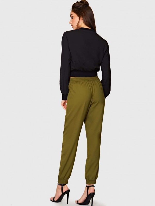 Tribal Print Bow Decor Sliders Women Shoes