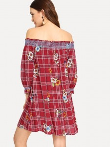 Toddler Girls Faux Pearl Decorated Slippers Kids Shoes