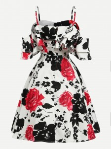 Pointed Toe Flats With Metal Cuff Women Shoes