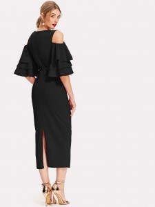 Faux Pearl Decorated Pointed Toe Flats Women Shoes