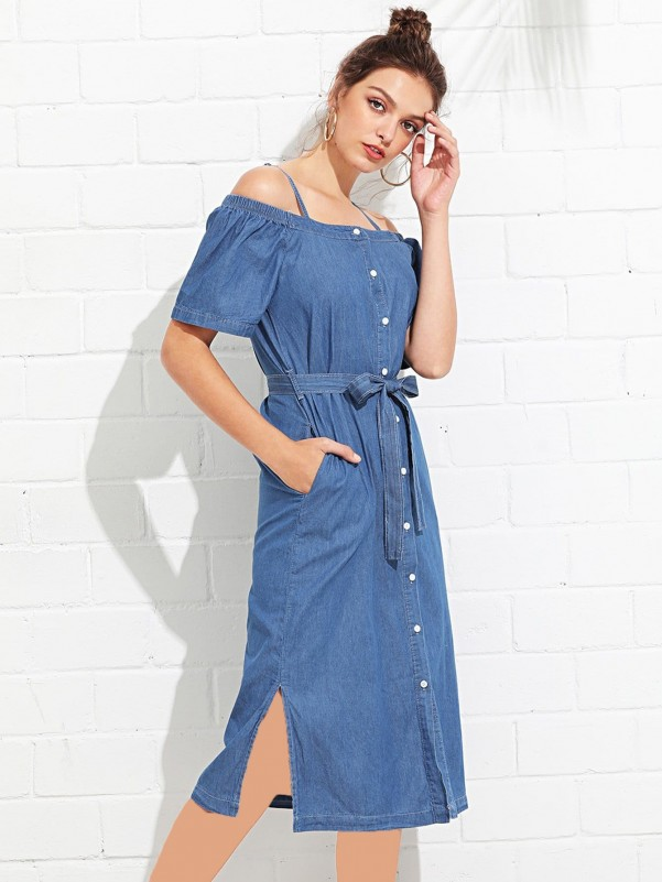 Boys Velcro Strap Chunky Sneakers Kids Shoes