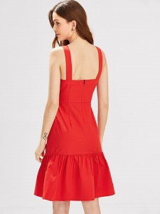 Point Toe Hollow Out Flat Mules Women Shoes