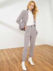 Men Ripped Stretch Stright Jeans Men Clothing