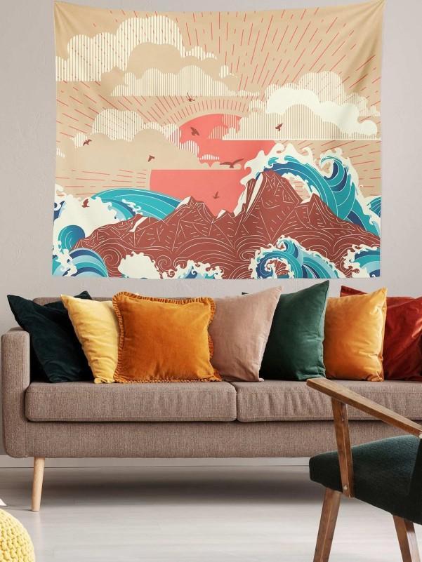 Baby Girls Mermaid Design Sneakers Kids Shoes