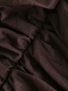 Two Part Ankle Strap Woven Heels Women Shoes