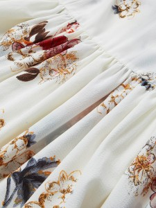Girls Striped Pocket Front Backpack With Pencil Case Kids Bags