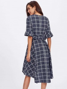 Men Abstract Print Back Hooded Sweatshirt Men Clothing