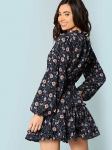 Men Lace-up Back Mesh Panel Chunky Sneakers Men Shoes