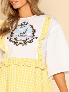 Men Lace-up Front Chunky Sneakers Men Shoes
