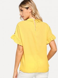 Iridescent lace-up shoes Women Shoes