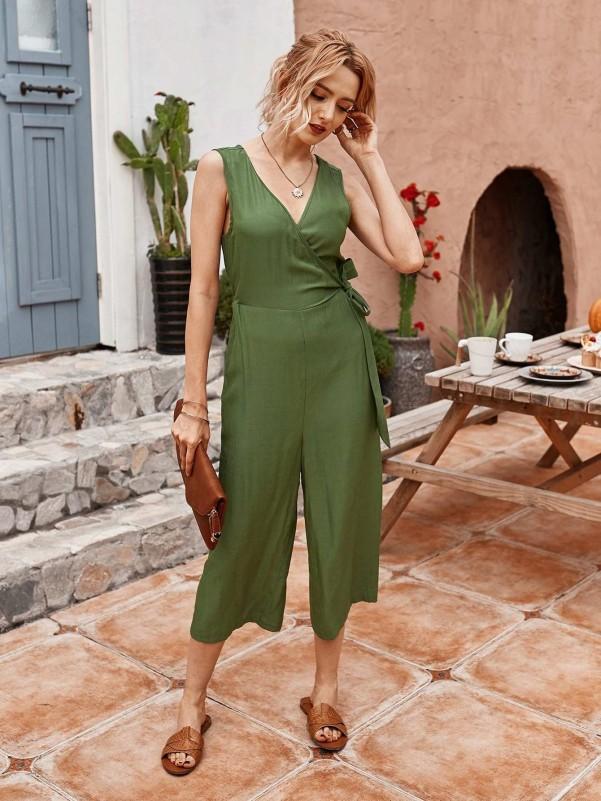 Girls Peter-pan-collar Tie Waist Lace Dress Girls Dresses