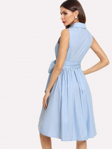Men Lace-up Front Chunky Sole Trainers Men Shoes