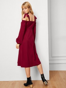 Lace-up Front Striped Detail Trainers Women Shoes