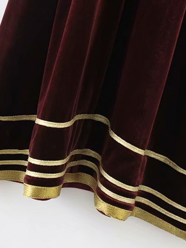 Black & White Sports Striped Two Piece Mens Outfits Pocket Men Clothing