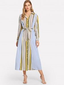 Girls Double Breasted Tweed Pinafore Dress With Top Girls Dresses