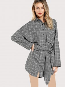 Lace-up Holographic Chunky Trainers Women Shoes