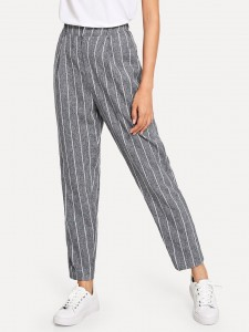 Point Toe Metal Decor Heeled Mules Women Shoes