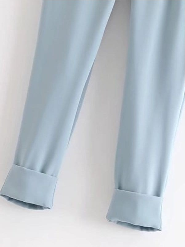 Two brown and white cloth purse with chain Women Bags