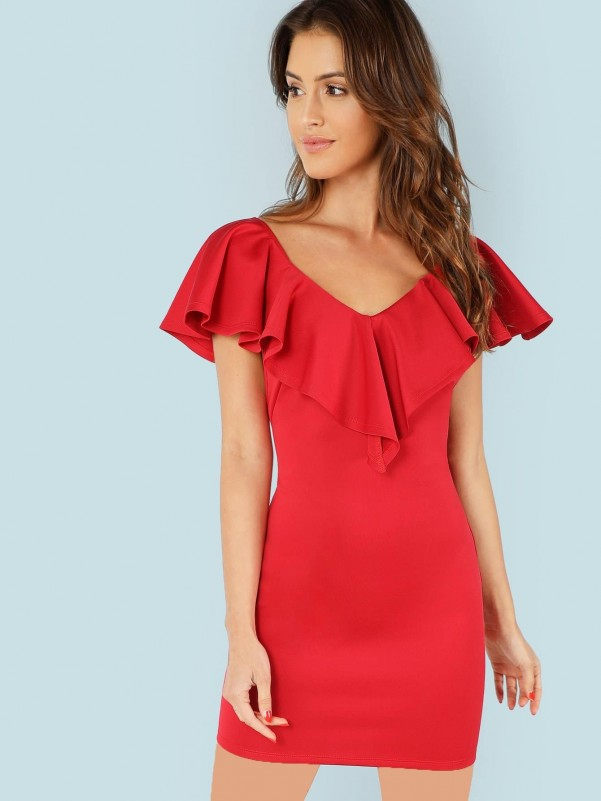 Yellow purse with a white pocket Women Bags