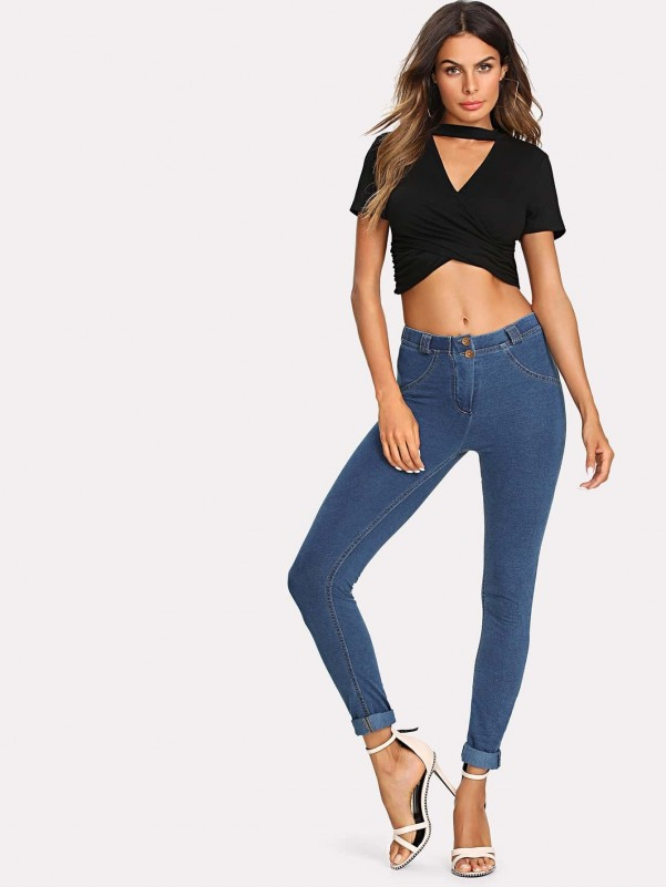 Snakeskin purse with chain Women Bags