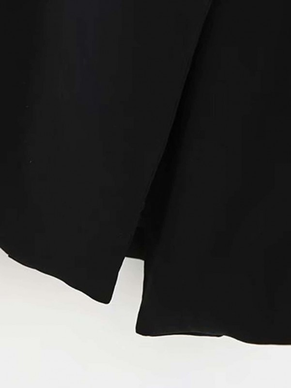 Black purse with a brown picture Women Bags