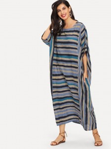 Snakeskin Chunky Heeled Mules Women Shoes